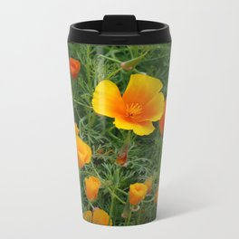 Golden carpet Metal Travel Mug