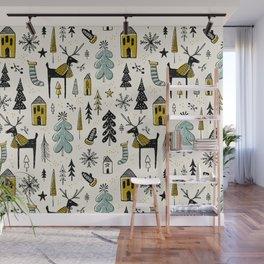Wonderland Wall Mural