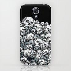 Skull Pattern Galaxy S4 Slim Case