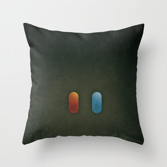 SMOOTH MINIMALISM - Matrix Throw Pillow