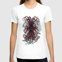 cthulu T-shirts featuring Cthulu by Sybille Sterk