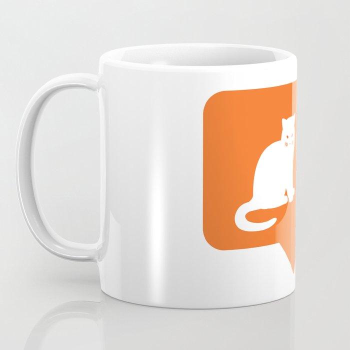 1 like cats! Coffee Mug