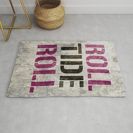Alabama Tide Rug