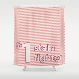 #1 Stain Fighter Shower Curtain