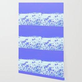 Ink Drop Blue Wallpaper