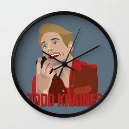 Todd Kraines v2 Wall Clock