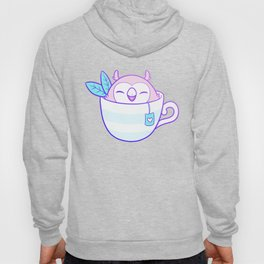 Owl Tea Hoody