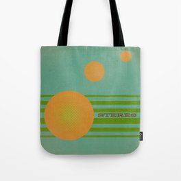 Stereolab (ANALOG zine) Tote Bag
