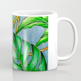 Tropical Live Coffee Mug