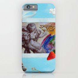 My private heaven iPhone Case