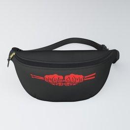Drum Life design Cool Gift For Drummer Fanny Pack