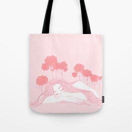 rose dreamer Tote Bag