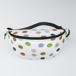 Pinpoint Dots Fanny Pack
