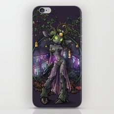 Kissiaen Priestess iPhone & iPod Skin