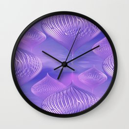 onion pattern -1- Wall Clock