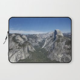 Half Dome from Glacier Point Laptop Sleeve