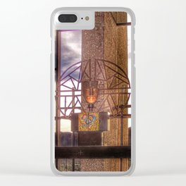 Alter Inside Chapel of the Holy Cross Clear iPhone Case