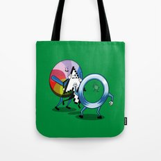 System bullies Tote Bag