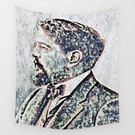Claude Debussy (1862 – 1918) digital Wall Tapestry