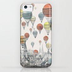Voyages over Edinburgh Slim Case iPhone 5c