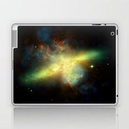 Galaxy : Messier 82 Laptop & iPad Skin