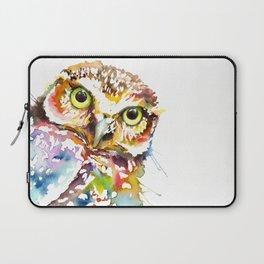 Owl Curious Laptop Sleeve