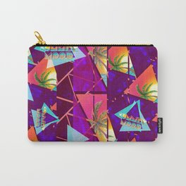Summer mood landscape pattern Carry-All Pouch