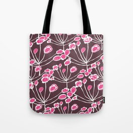 Floral Sprigs Tote Bag