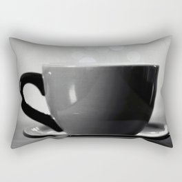 Morning Coffee Rectangular Pillow