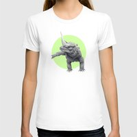 lizard T-shirts featuring Lizard by Stephanie Sekula