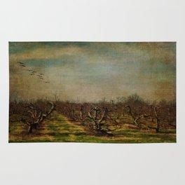 Apple Orchard Rug