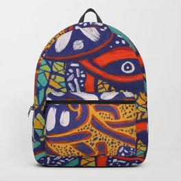 COLOR MY WORLD 6 Backpack