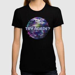 Humanity Glitch T-shirt