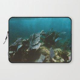 Mexican Caribbean Sealife Laptop Sleeve