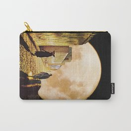 Walking at the moonlight Carry-All Pouch