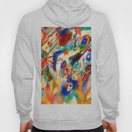 Wassily Kandinsky Composition VII B Hoody