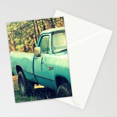Ole' Blue Stationery Cards