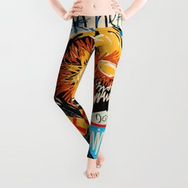 Head full of dreams Leggings