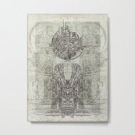 Levitate Metal Print