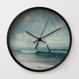 AtlantiC Bliss Wall Clock