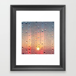 Sometimes You Wonder Framed Art Print