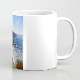Coastline Cruising Coffee Mug