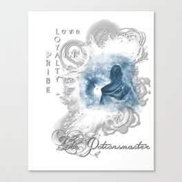You're My Wonderwall Canvas Print