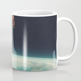 Returning to Earth with a will to Change Coffee Mug