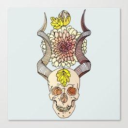 Kudu Canvas Print