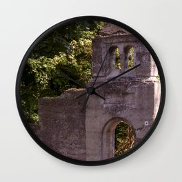 The old entrance Wall Clock