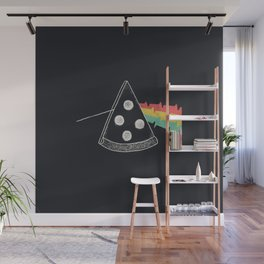 The Dark Slice Of The Moon Wall Mural