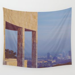 Elevated View Wall Tapestry