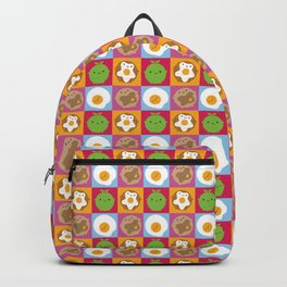 Kawaii Breakfast Backpack