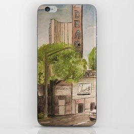 Inland Empire Drawing 4 iPhone Skin